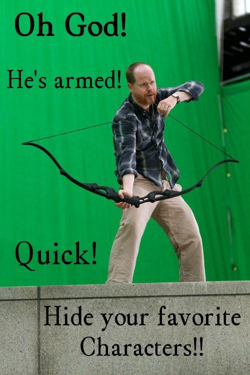 Oh, Joss.