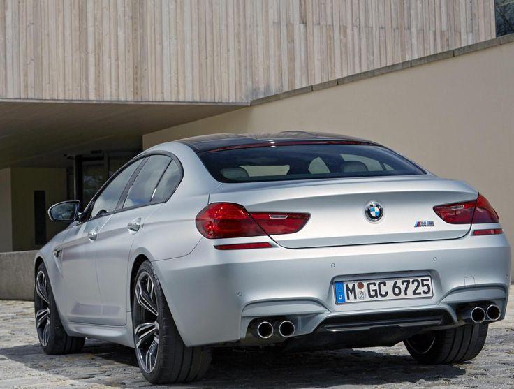 M6 Gran Coupe (F06) BMW sale - http://autotras.com
