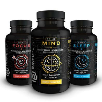 THE PRIME STACK  COMPLETE OPTIMIZATION!  #Nootropic #Nootropics #PrimeSelf #Health #Cognition #Brain #Fitness #Focus #Mind #Sleep #BecomeYourPrimeSelf