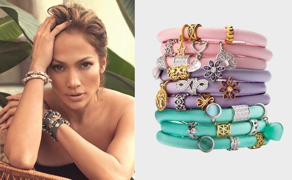 Danish jewellery brand launches with Jennifer Lopez collection...