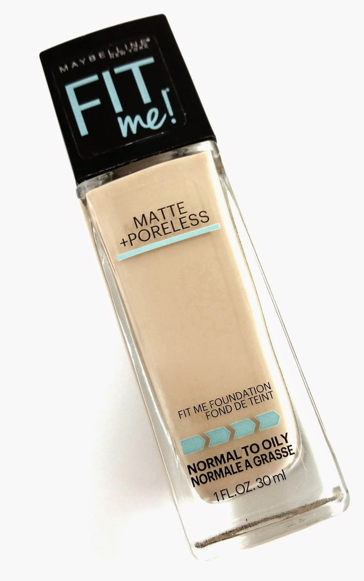 This works great for my oily skin! I bought this to try even though for the past few years all I've found to work on my skin is Estée Lauder foundation, this has worked almost as good for MUCH less! It leaves my skin looking smooth and 0 shine without any powder! Maybelline Fit Me Matte + Poreless Foundation