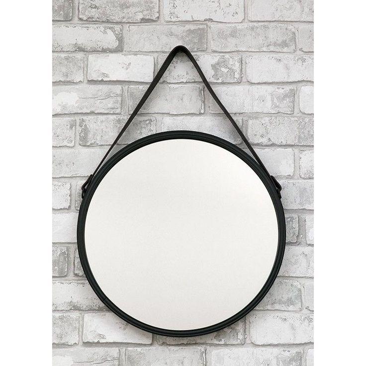 Die besten 25 schwarzer spiegel ideen auf pinterest wei e weihnacht schwarzer spiegel - Spiegel rund schwarz ...
