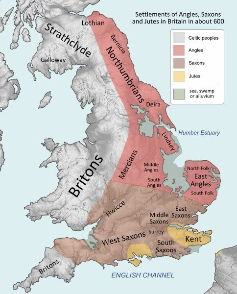 21 Maps That Will Change How You Think About Britain