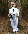 Colonel Sanders Costume - 2013 Halloween Costume Contest