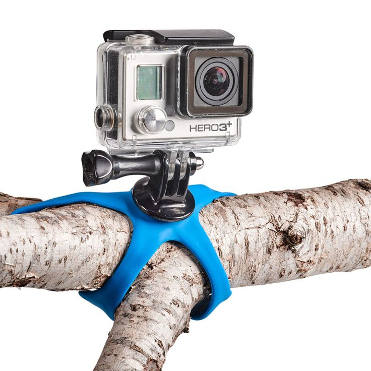 Splat Flexible Tripod for Go-Pro and Action cameras | miggo