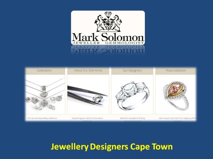 Jewellery Designers Cape Town
