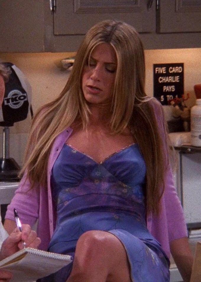 656 Best Jennifer Aniston Rachel On Friends Images On