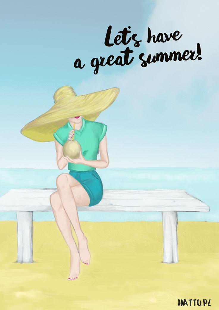 Summer by Hattu