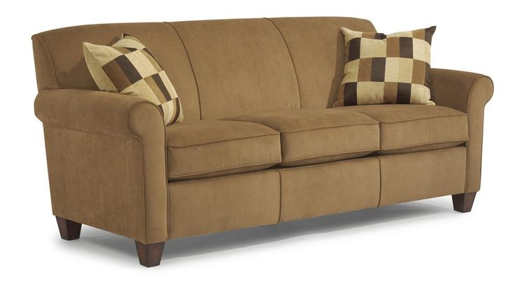 Dana Stationary Sofa by Flexsteel Zak s Fine Furniture