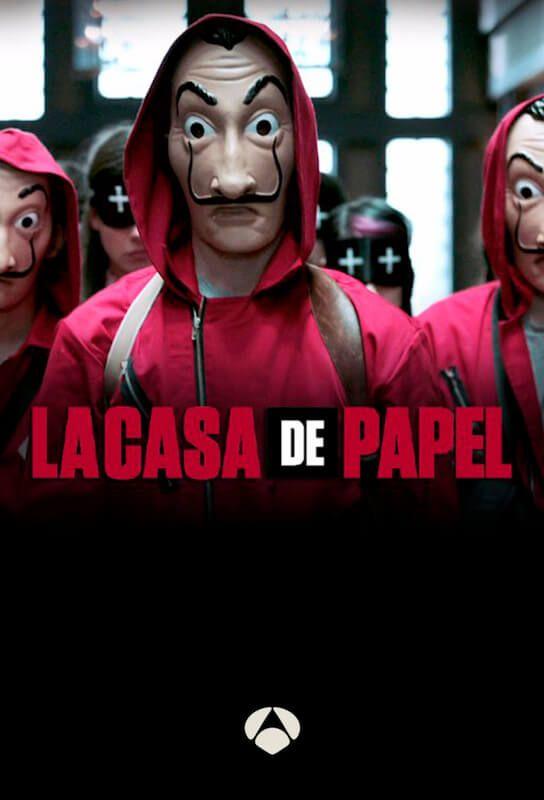 La casa de papel season 1 movie lore sobres de papel for Fondo de pantalla la casa de papel