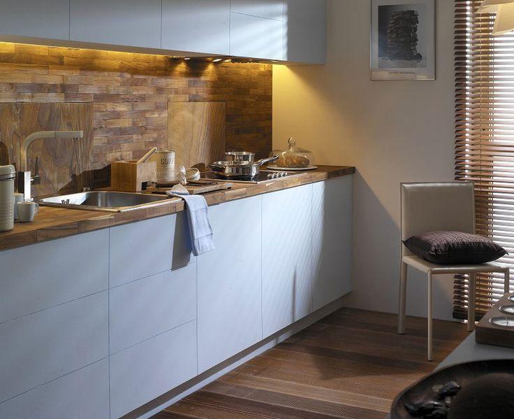Столешница для кухонного гарнитура деревянная, дерево, дерево в интерьере, массив, изделия из дерева, изделия из массива, Бигвуд