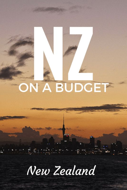 Is cheap travel really possible in New Zealand? Yes, it is - this article covers tips for money saving on transport, accommodation, activities, and food!