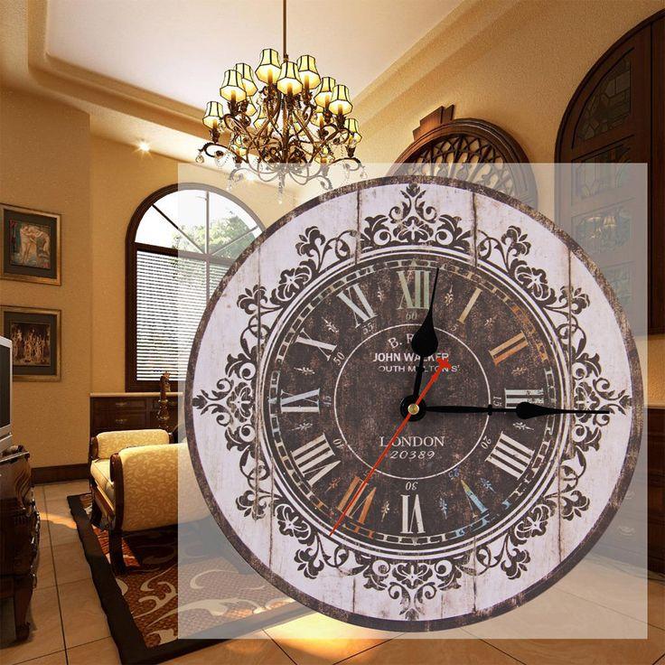 les 25 meilleures idées de la catégorie horloges murales sur