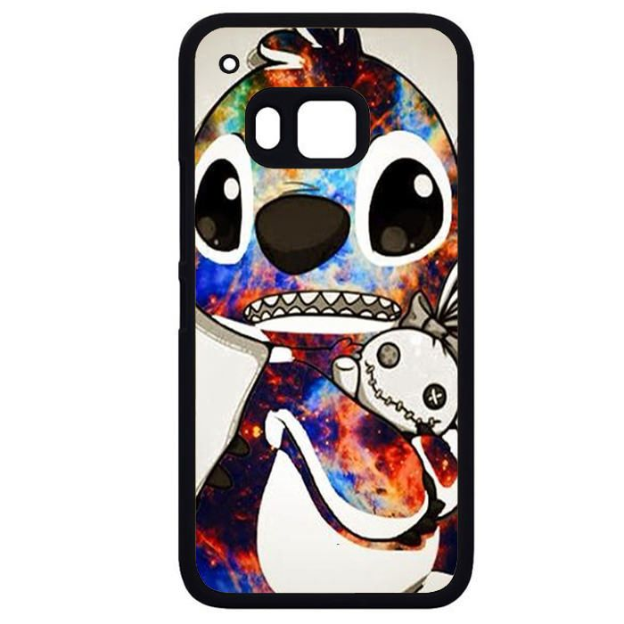 Stitch Disney GalaxyPhonecase Cover Case For HTC One M7 HTC One M8 HTC One M9 HTC ONe X