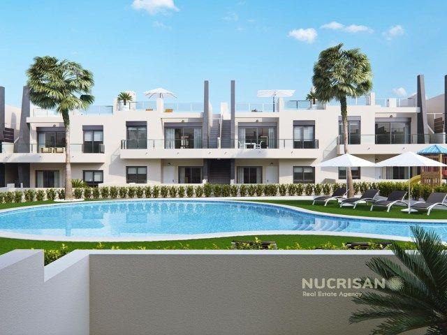 Residencial en Mil Palmeras Alicante Costa Blanca - www.nucrisaninmobiliaria.com - Referencia - A1412