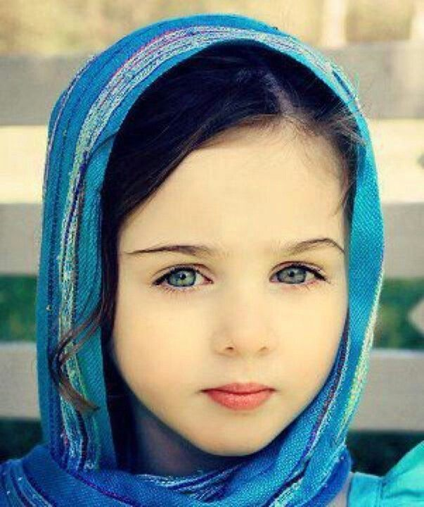 Afghanistan....This little girl is beautiful beyond words!