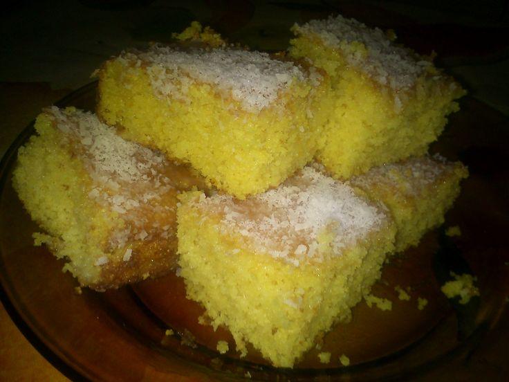 Receita de Broa de milharina (farinha de milho em flocos pré-cozida)