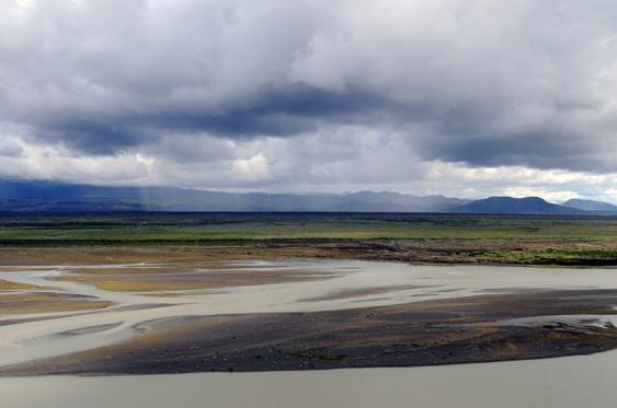 Iceland, summer.