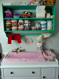Clever Cloth Diaper Storage :: YummyMummyClub.ca