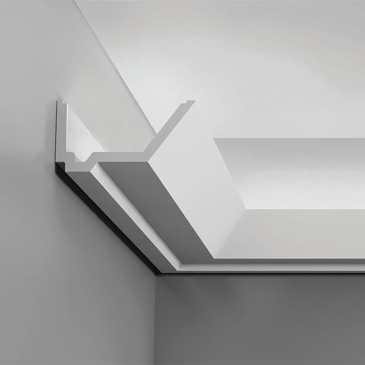 """C358 Crown Molding for Indirect Lighting. Length: 78-3/4"""" ____________________________ Request Your FREE Catalog: http://form.outwater.com/oracusa.php"""