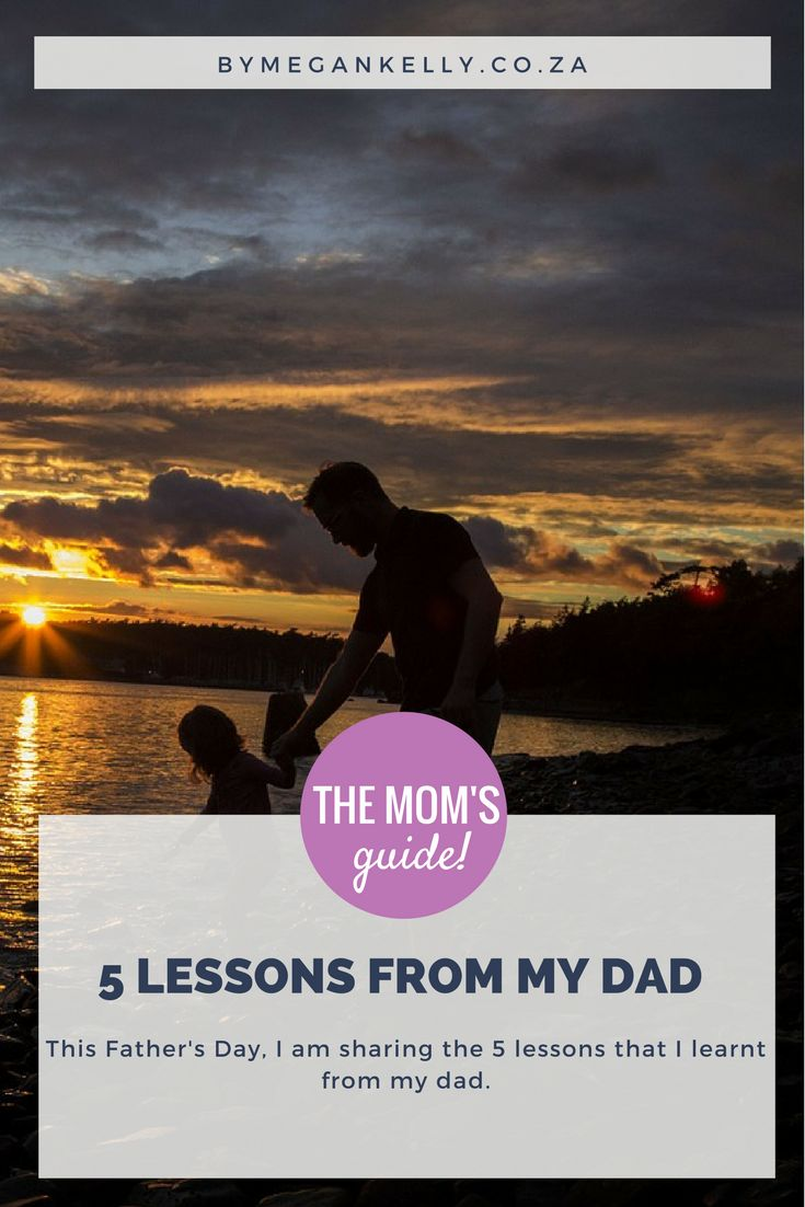 Dads never seem to get the credit that they truly deserve, so this Father's Day, I shared 5 lessons that I learnt from my dad. [ TAGS: parenting, parenting tips, parenting hacks, postpartum, postpartum advice, parenting advice, new moms, motherhood, parenthood, moms advice, mom blogs, parenting blogs, Father's Day, dad advice, new dad, dad lessons, new parents ]