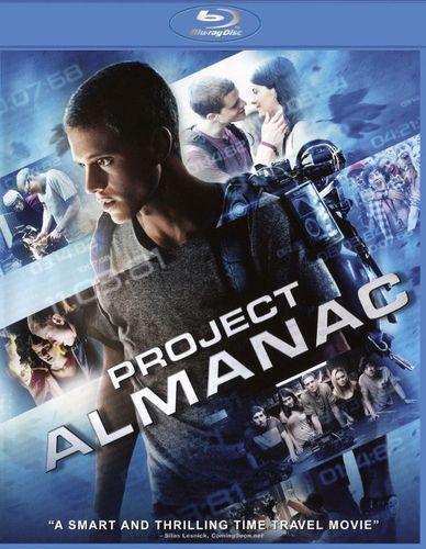 Project Almanac [Blu-ray] [2015]