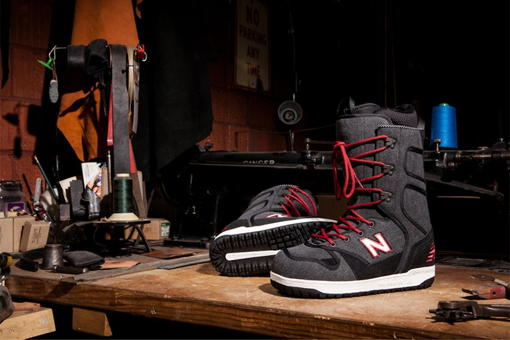New Balance x 686 Snowboard Boot Collection