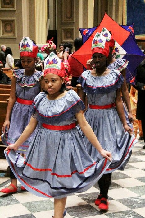 10 best Traditional Haitian Clothes and Dresses for Vodou ...