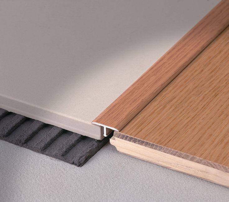 Schluter-DECO-SG is an anodized aluminum, decorative profile - laminat f r k chen