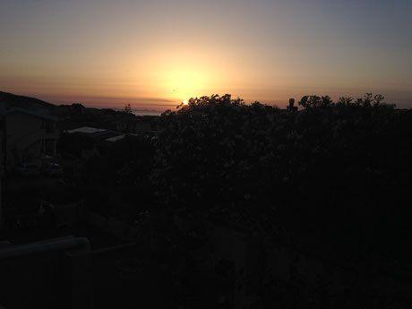 Sunset in Sardinia IT