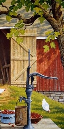 128 best PUMPS images on Pinterest   Old water pumps, Country life ...