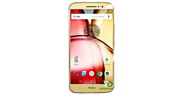 Surgem mais informações sobre o Moto M, o suposto smartphone da Lenovo que pode ser o substituto da linha Moto X.