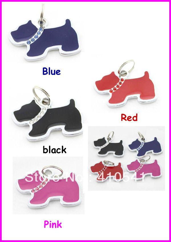 HOT Sale Wholesale Free Shipping Zinc Alloy Mix Colors 20MM*14MM*2MM Dog shape Pet ID Tags Dog Tags Fashion Pet tags DIY Pendant 9221,73 руб.