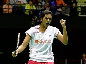 PV Sindhu challenge revenge on Carolina Marin for her loss in the badminton women's single final at the Rio Olympics