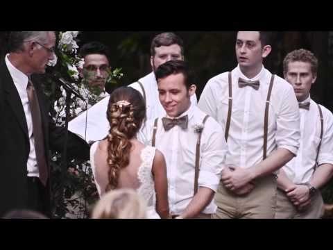Pendlebury Wedding - YouTube #wedding #video #weddingvideo #shabbychic #shabby #chic #vintage #DIY #christian #christianwedding #feetwashing #barn #barnwedding #cute #perfect #vows