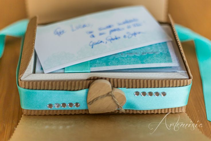 Gift Box by Artemisia Photographer