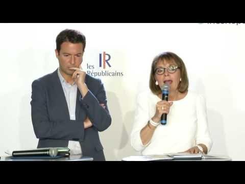 Politique - Point presse hebdomadaire avec Brigitte Kuster et Guillaume Peltier - 30 mai 2016 - http://pouvoirpolitique.com/point-presse-hebdomadaire-avec-brigitte-kuster-et-guillaume-peltier-30-mai-2016/