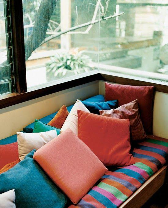 Уютный уголок возле окна: 60 идей   Sweet home