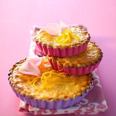 Tartelettes à la rose, pas cher