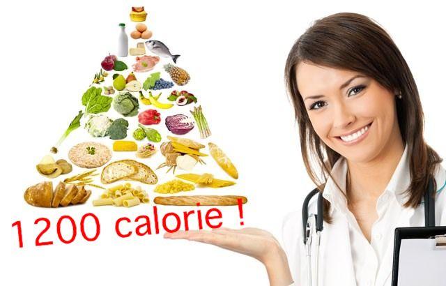 1200 calorie