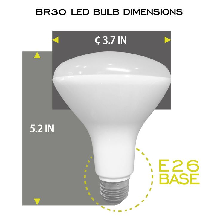 Led Can Lights Bulbs