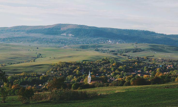 A part of Transylvania (Székelyszentkirály) #myview #lszlcsllphoto #lszlphotography 2017.oct.