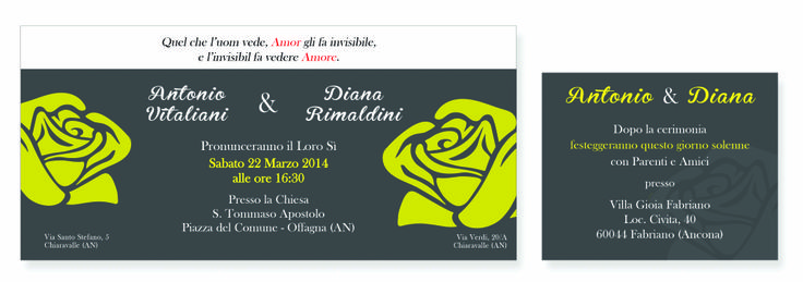 Partecipazione in Rose...