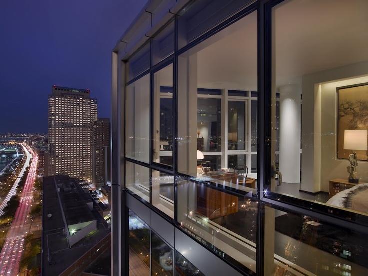 Пентхаус в Нью Йорке от студии дизайна Incorporated