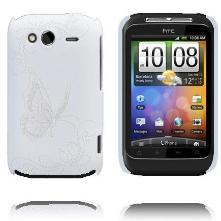 Joy (Hvit) HTC Wildfire S Deksel
