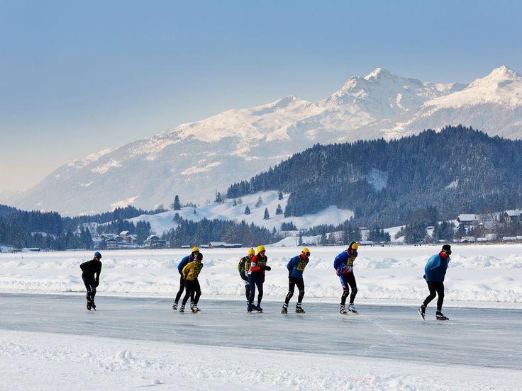 7 Postcard-Perfect Outdoor Ice Skating Rinks — Condé Nast Traveler