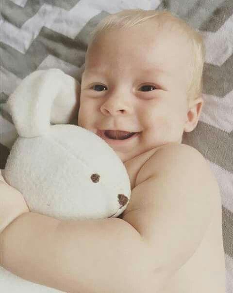Bethany Hamilton's baby boy Tobias