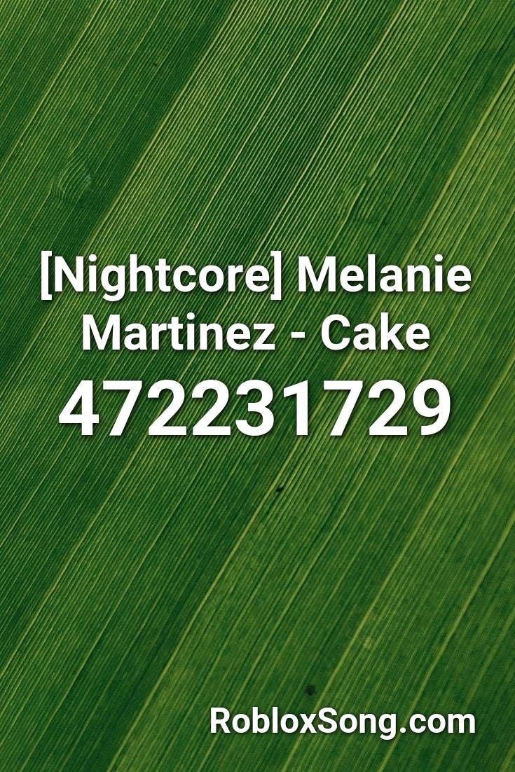 Roblox Hack Veil Robux 4 Free - Nightcore Melanie Martinez Cake Roblox Id Roblox Music Codes