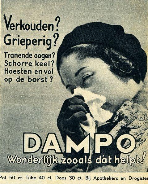 Oude reclames