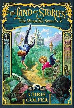 Check out my blog at... http://southwelllibrary.blogspot.co.nz/2016/09/the-wishing-spell-land-of-stories-1-by.html